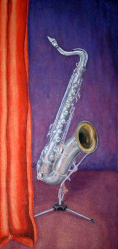 'The Gig' von funkyzoo bei artflakes.com als Poster oder Kunstdruck $16.63