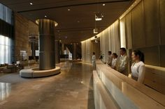 Nikko Saigon - 5 star luxury hotel - Lobby