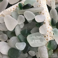We're going to the chapel and we're gonna get married... Genuine Sea Glass Party Favours for Weddings/Bridesmaids/Birthdays/Anniversaries. The little things that make Life so beautiful.