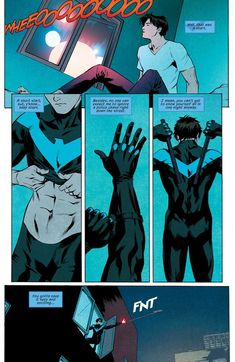 Nightwing Rebirth Preview 4