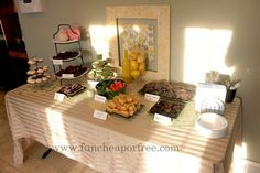 Feeding a crowd on the cheap. ~ Party food ideas, food shopping tips, must-have tools, and more!