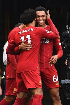Liverpool Football Team, Liverpool Players, Liverpool Fc, Arnold Wallpaper, Lfc Wallpaper, Alexander Arnold, Smocking Patterns, You'll Never Walk Alone, Celebrity Travel