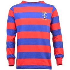 """#Engineers #A.F.C 1875 FA Cup #Winners Kids #Retro ##Engineers AFC 1875 FA Cup #Winners Kids #Retro #Football #ShirtEngineers #greatest #triumph was the #1874""""75 FA Cup. In the #final #against Old #Etonians, they drew 1-1 with a goal from #Renny-Tailyour and went on to win the #replay 2-0 with a goal each from #Renny-Tailyour and #Stafford. #Engineers are now 142 #years old, #making them the #oldest #Military #Football #team. The #Sappers go #marching on. NB: The #badge/embroidery may…"""