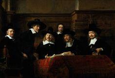Edwige EIchenlaub, Portraits de groupe et La Ronde de nuit – Histoire des Arts en Khâgne