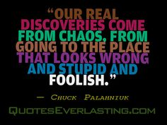 New Quotes, Famous Quotes, Chuck Palahniuk, Loneliness, Quotations, Famous Qoutes, Solitary Confinement, Quotes, Qoutes