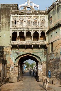 Mandawa, Shekhawati, Rajasthan, India