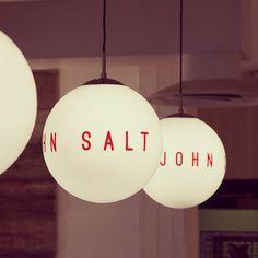 #signage and #wayfinding: A different way to show the way. John Salt   London