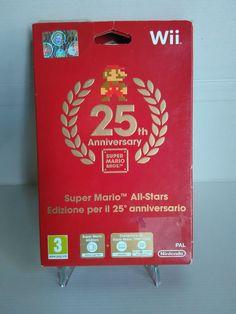 Super Mario All-Stars Edizione 25° Aniversario - Nintendo Wii