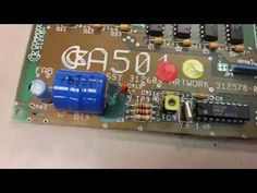 Amiga 500 With Battery Corroded RAM Card - YouTube
