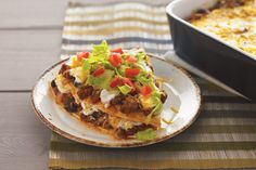 Add some South-of-the-Border flavor to your dinner tonight with delicious Mexican food recipes! We've got mexican recipes for guacamole, empanadas, toastadas and everything in between.