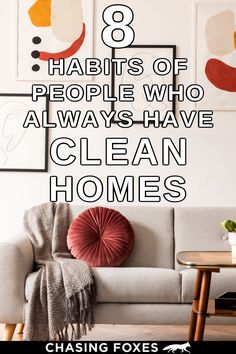 I love finding cleaning hacks for my home, and this is perfect for my cleaning schedule. I need others to read these helpful cleaning tips too! #ChasingFoxes #CleaningHacks #CleaningSchedule #CleaningTips