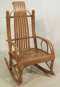15 Extraordinary Solid Oak Rocking Chair Foto Design & 11 Amazing Tyndall Creek Rocking Chair Photo Ideas | Rocking Chair ...