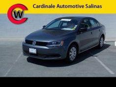2013 Volkswagen Jetta Sedan Vehicle Photo in Salinas, CA 93907