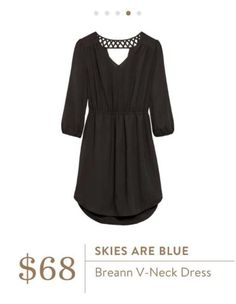 Really love the look of this dress, but I'm not sure how flattering it would be on my body shape.