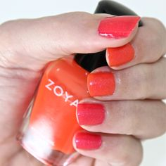 Eleventh Gorgeous Shows Us How to Color Block With Polish