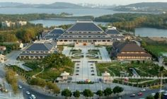Hubei Provincial Museum, one of the best-known museums in China.