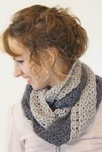 Knit Picks Patterns (Crochet Double Twist Cowl)