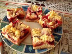 Slivkový koláč s mrveničkou (fotorecept) - obrázok 13 Ale, French Toast, Breakfast, Food, Basket, Morning Coffee, Ale Beer, Essen, Meals