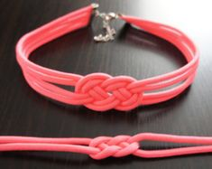 thin paracord knots - Google Search