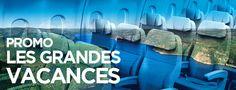 Air TransatProfitez de nos offres spéciales ci-dessous, applicables seulement aux réservations faites durant le mois de juin. Plus vous attendez votre date de départ, plus les chances d'obtenir un bon prix diminuent – réservez dès aujourd'hui!  www.airtransat.fr