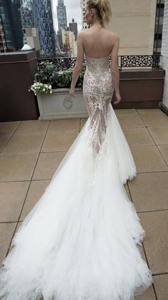 dramatic Inbal Dror wedding dresses