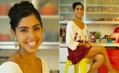 Figurino do 'Bela Cozinha': inspire-se nos vestidos estampados de Bela Gil - Moda - GNT