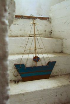 "apropos: ""prayer"" image set — sombre   greek island   talisman   orthodoxy   irony. apropos: this image—greek handmade wood boat image via http://www.decobook.gr/parousiaseis/eikastikes-dimiourgies/896-handmade-ships"