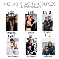 I'm the couple that I have never heard of #leo
