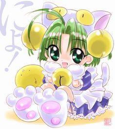 Anime Galleries dot Net - DiGi Charat/dg dejiko084 Pics, Images, Screencaps, and Scans
