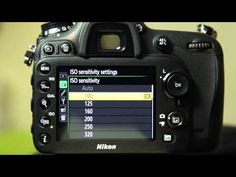 D7100 - Menu User Guide