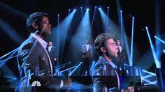 2013 SAISON 8 FORTE chanteurs d'opéra #3 semi finale Top 20 - Unchained Melody