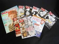 I LOVE LUCY Lucille Ball Magazine Memorabillia TV Guides & Doll Reader R/Digest