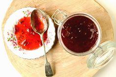 Easy Plum Jam Plum Jam, How To Make Jam, Chutney, Preserves, Jelly, Juice, Fruit, Gelee, Juicing