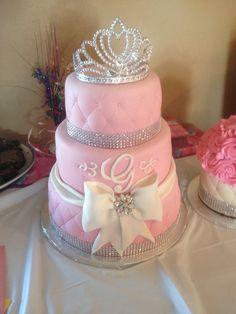 Giannas birthday cake made by Ssmarty cakes