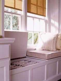 file cabinet/window seat