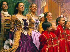 Harlow Playhouse. Cinderella Design - Malvern Hostick Copyright ©. James Gamage. Katie Barker-Dale. Lauren Cruse.