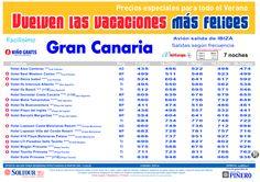 3ª Edición Las vacaciones más felices. Hoteles en Gran Canaria salidas desde Ibiza - http://zocotours.com/3a-edicion-las-vacaciones-mas-felices-hoteles-en-gran-canaria-salidas-desde-ibiza/