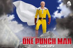 One-Punch Man Saitama 1/6 Scale Articulated Figure 1