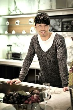 Cha Seung-won picture from DramaBeans.