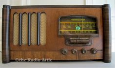 If you wanted the best money could buy, Stromberg-Carlson radios were sought out for their unmatched performance and beauty. Imagine it is 1940 and yo. Radios, Nixie Tube, Old Time Radio, Antique Radio, Oral History, Jukebox, Item Number, Old Things, Retro