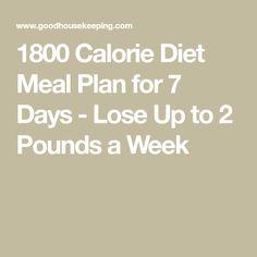 2200 kcal étrend