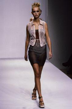 Prada Spring 1997 Ready-to-Wear Fashion Show