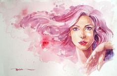 Being a beginner means you need to start somewhere and that's fine; just take it slowly and enjoy your new painting skills! Watercolor painting is both enjoyable and a bit frustrating at times. It all depends on how you approach it. It is...