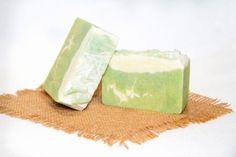 organic soap tea tree citronella green clay by lafabrikabulles