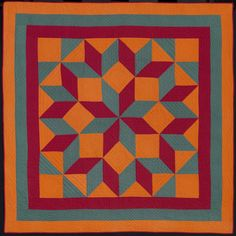 Carpenter's Wheel Quilt Pilgrim / Roy Collection Courtesy, Museum of Fine Arts, Boston05-carpenter-s-wheel-quilt