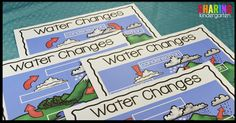 Water Changes Poster