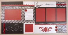 by Pam Thorn.... For Always 10 Page Layout Workshop... pages 9 & 10