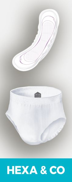 Give us a try and get underwear, pads, or briefs delivered straight to your door every month at a low price.