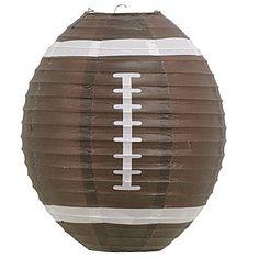 What's a tailgate without football shaped lanterns?!  #UltimateTailgate #Fanatics
