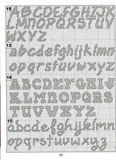 Brilliant Cross Stitch Embroidery Tips Ideas. Mesmerizing Cross Stitch Embroidery Tips Ideas. Cross Stitch Letters, Cross Stitch Boards, Cross Stitch Love, Cross Stitch Needles, Counted Cross Stitch Patterns, Cross Stitch Designs, Cross Stitch Embroidery, Crochet Alphabet, Embroidery Alphabet